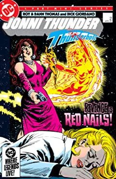 Jonni Thunder (1985) #2