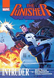 Marvel Graphic Novel #51: Punisher: Intruder