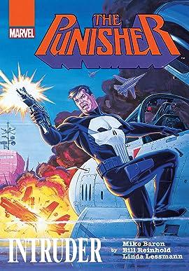 Marvel Graphic Novel #51: Punisher: Intruder