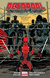 Deadpool by Posehn & Duggan Tome 2