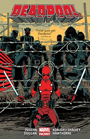 Deadpool by Posehn & Duggan Vol. 2