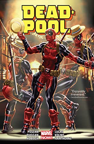 Deadpool by Posehn & Duggan Tome 3