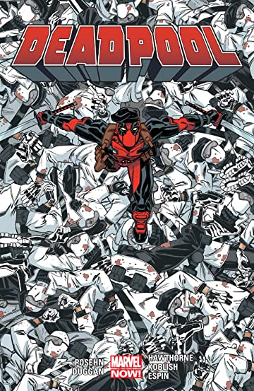Deadpool by Posehn & Duggan Tome 4