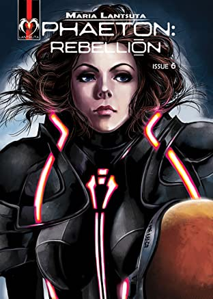 Phaeton: Rebellion #6