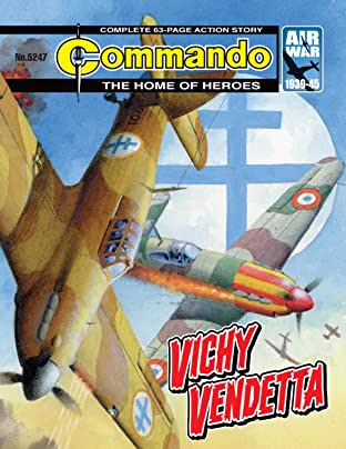 Commando #5247: Vichy Vendetta