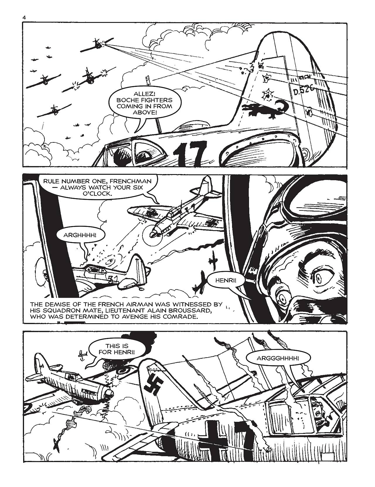 Commando #5247: Vichy Vendetta