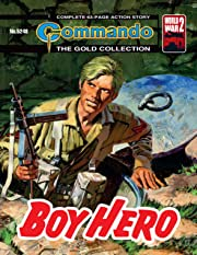 Commando #5248: Boy Hero