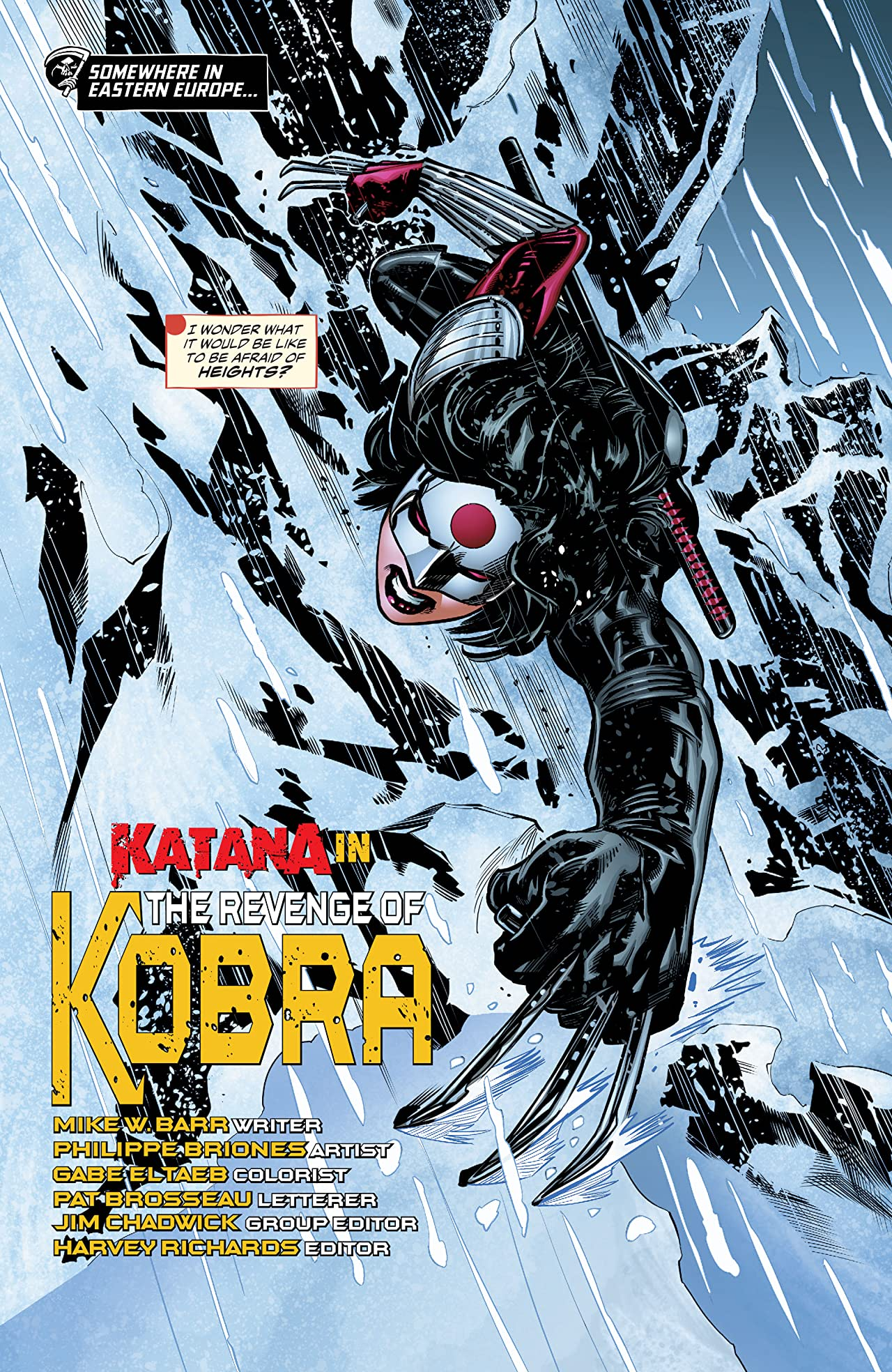 Suicide Squad: Katana: The Revenge of Kobra