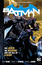 Batman: The Rebirth Deluxe Edition - Book 4
