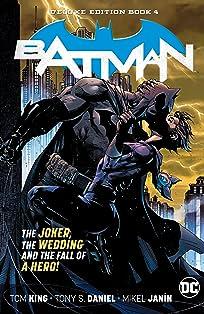 Batman: The Rebirth Deluxe Edition - Book 4