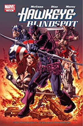 Hawkeye: Blind Spot #1 (of 4)