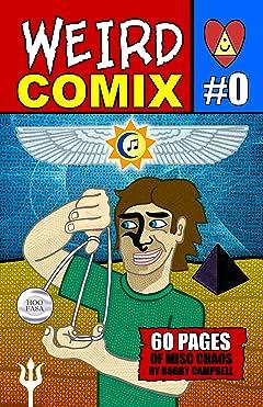 Weird Comix #0