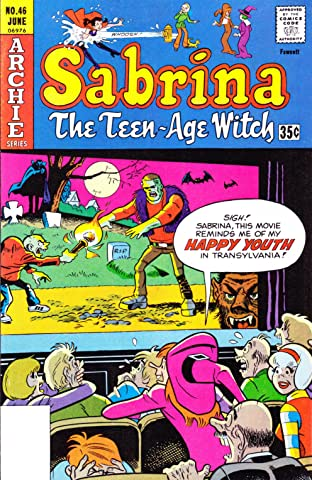 Sabrina the Teenage Witch (1971-1983) #46