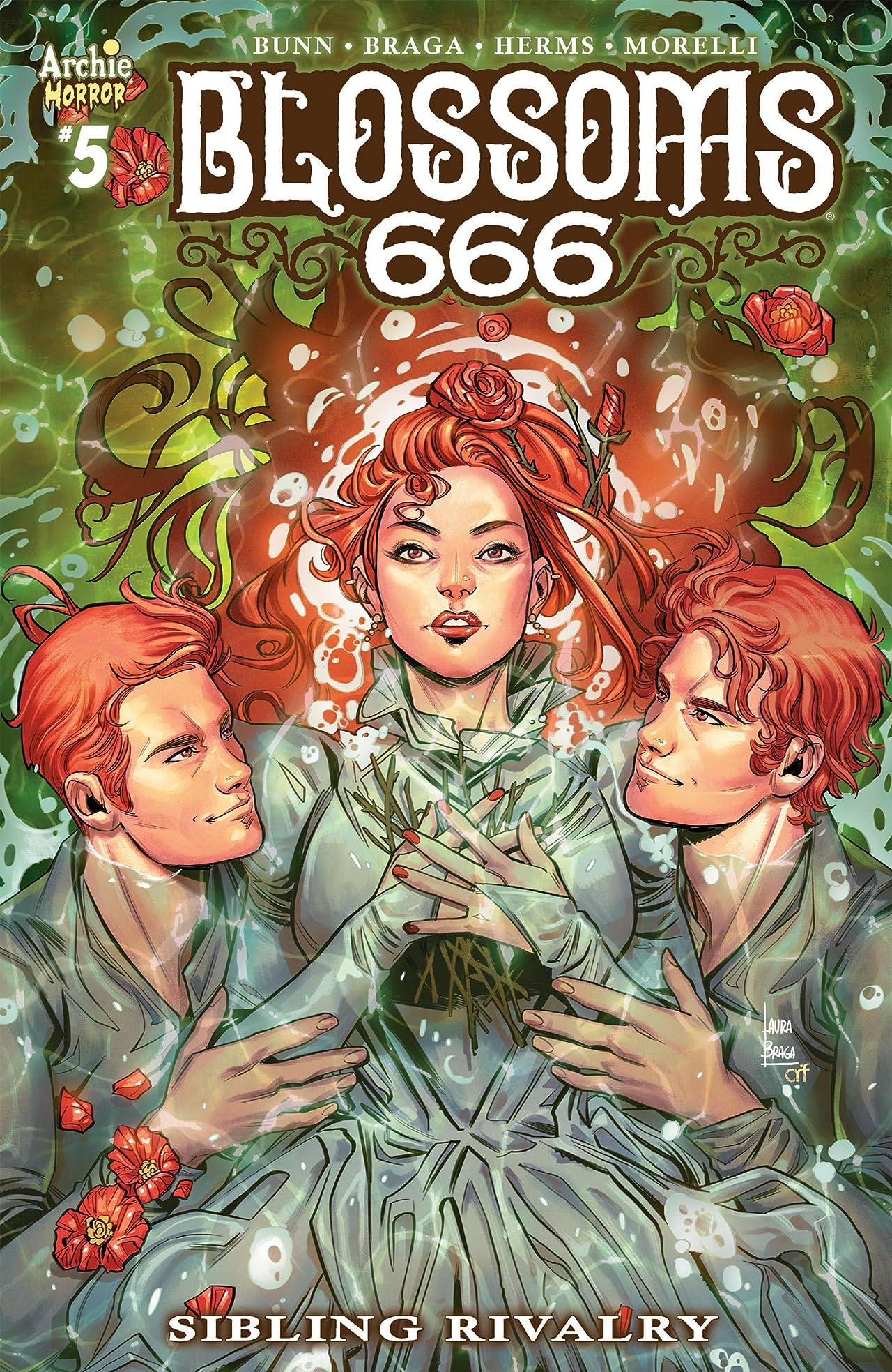 Blossoms: 666 #5