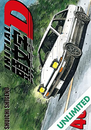 Initial D (comiXology Originals) Vol. 46