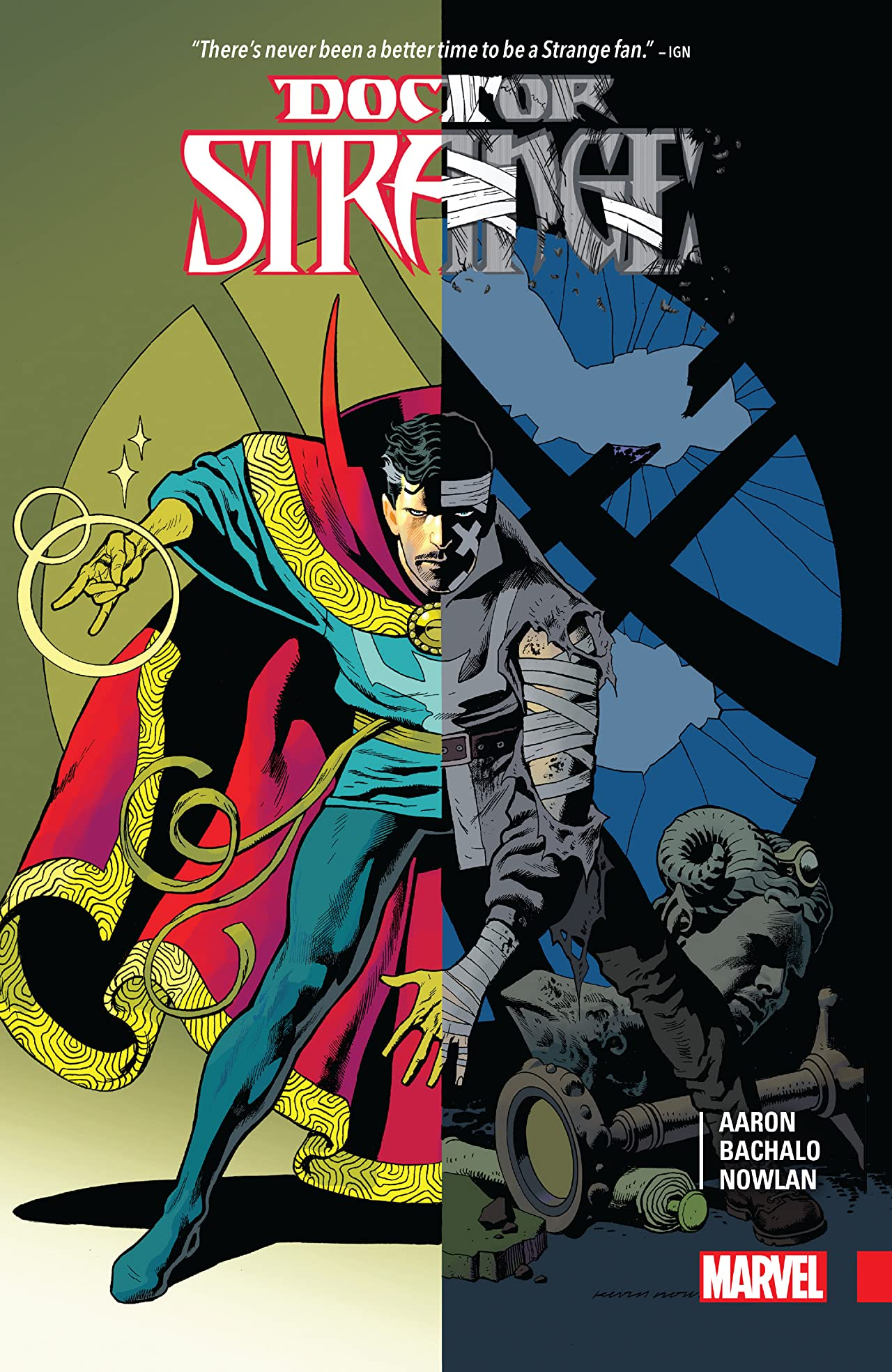 Doctor Strange by Jason Aaron Tome 2