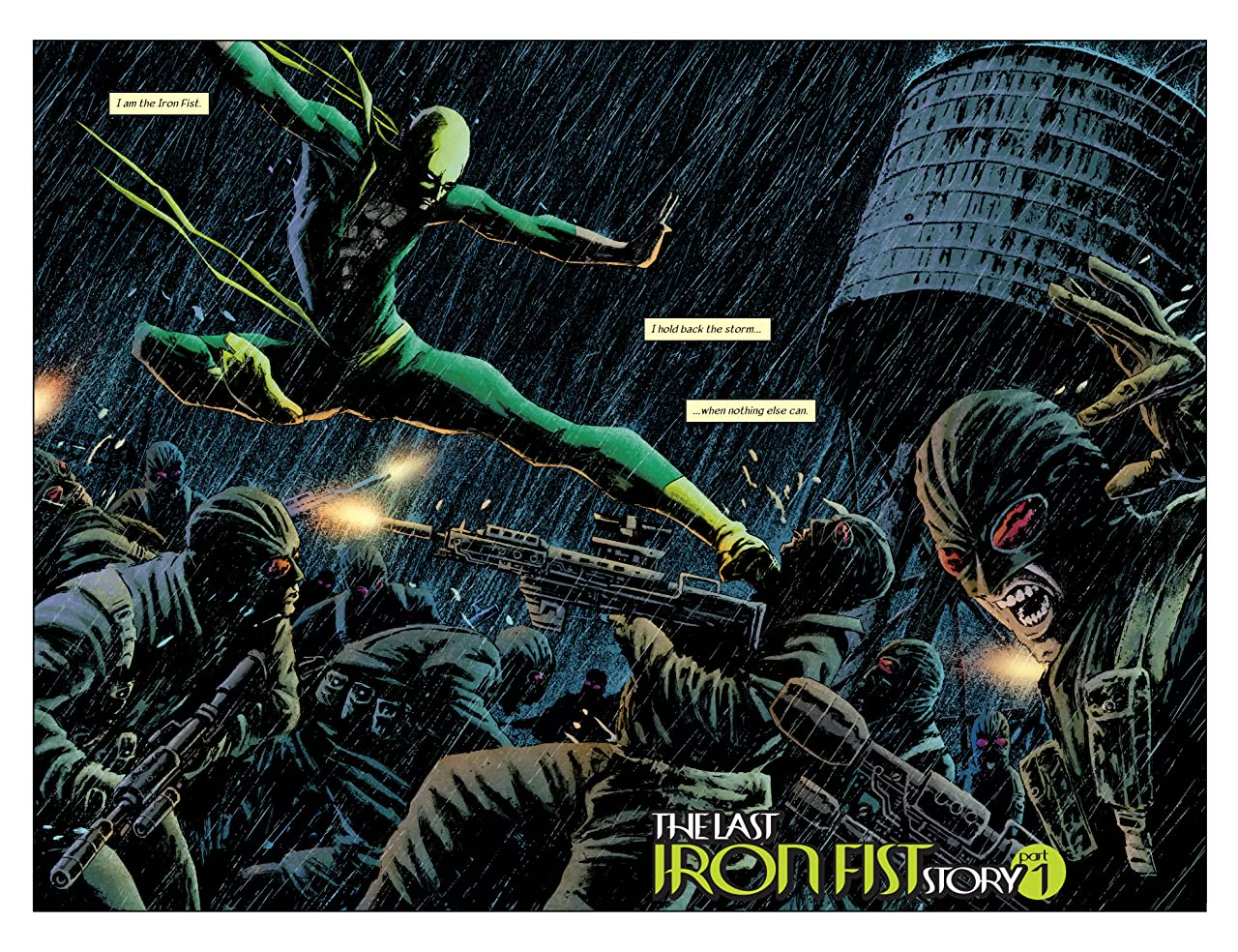 Immortal Iron Fist: The Complete Collection Tome 1