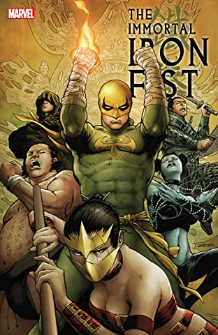 Immortal Iron Fist: The Complete Collection Tome 2