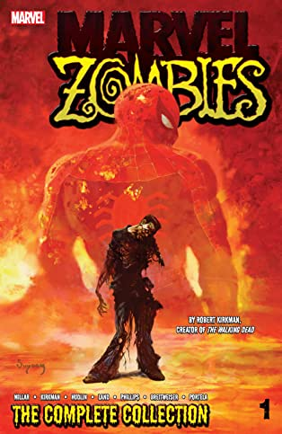 Marvel Zombies: The Complete Collection Vol. 1