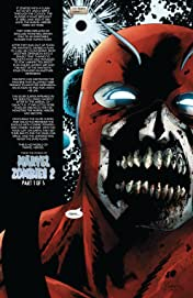 Marvel Zombies: The Complete Collection Vol. 2