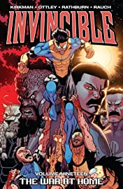 Invincible Tome 19: The War At Home
