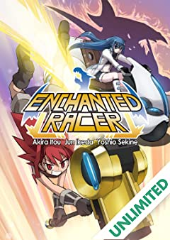 Enchanted Racer Vol. 1 #2