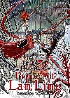 Prince of Lan Ling Tome 1 No.4