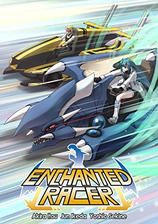 Enchanted Racer Tome 1 No.4