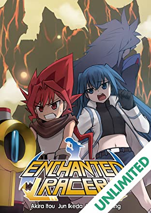 Enchanted Racer Vol. 1 #5
