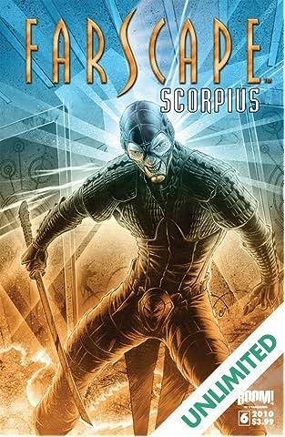Farscape: Scorpius #6 (of 7)
