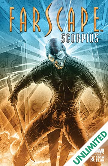 Farscape: Scorpius #6 (of 7)