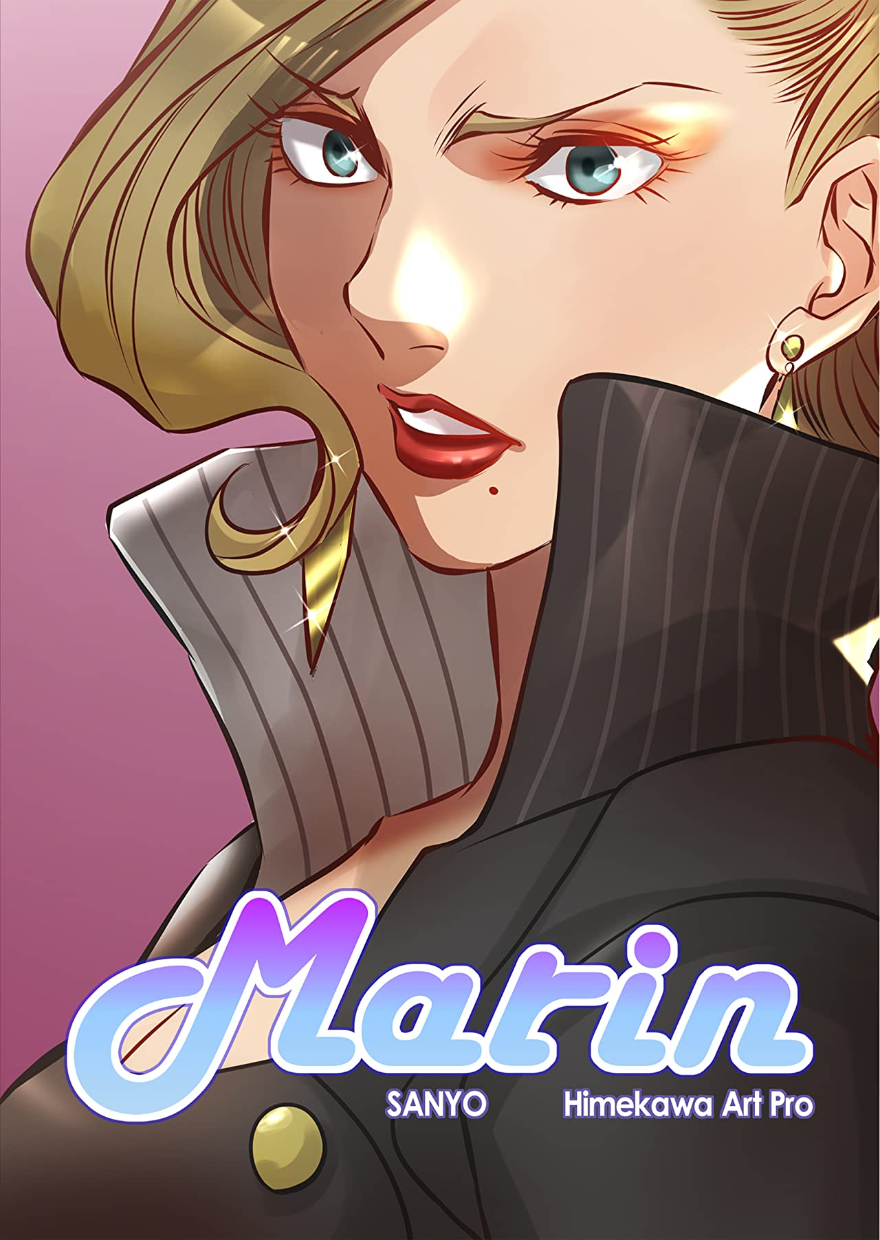 Marin Vol. 1 #8