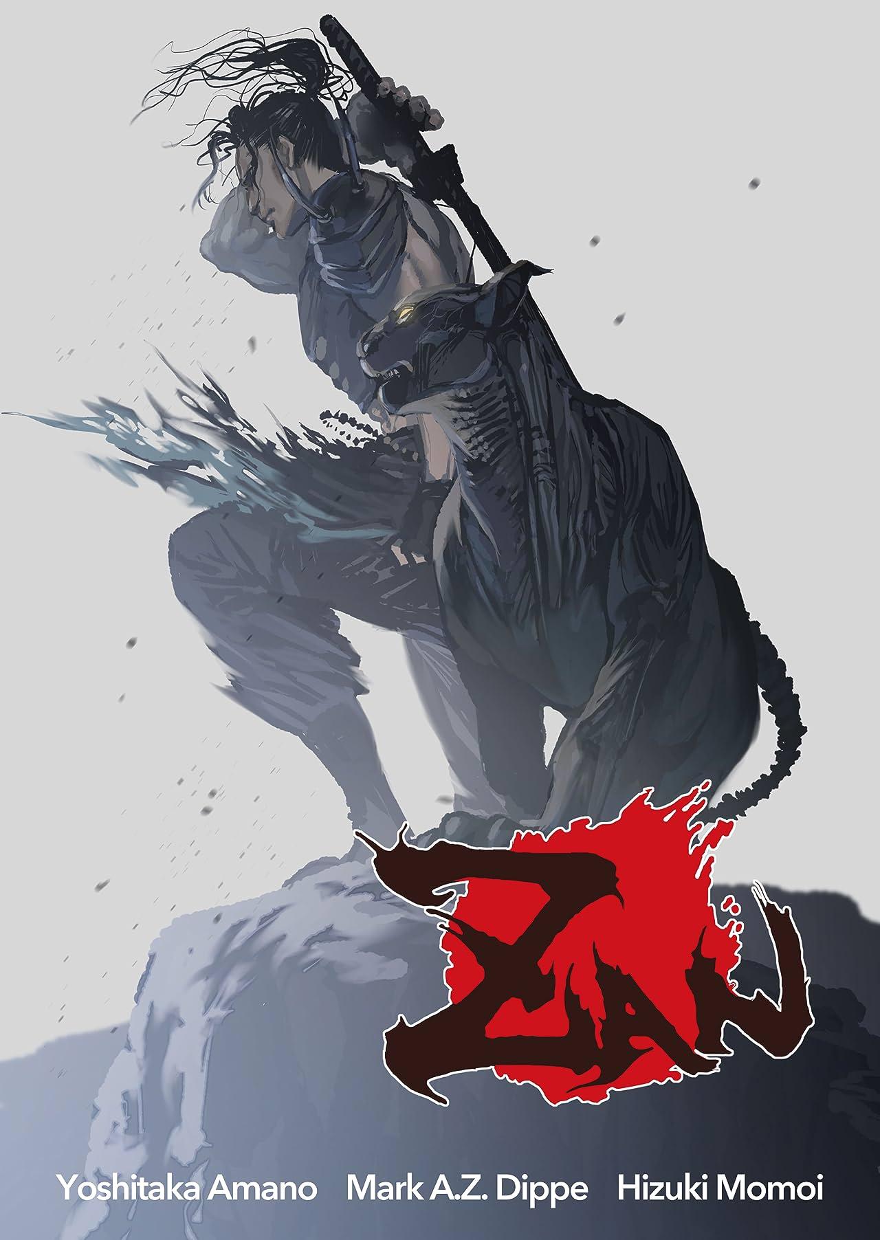 ZAN Vol. 1 #9