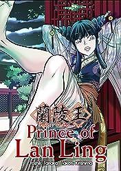 Prince of Lan Ling Vol. 1 #10