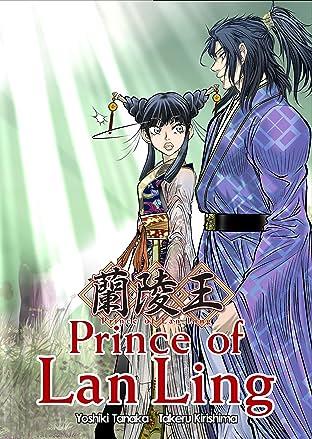 Prince of Lan Ling Vol. 1 #11