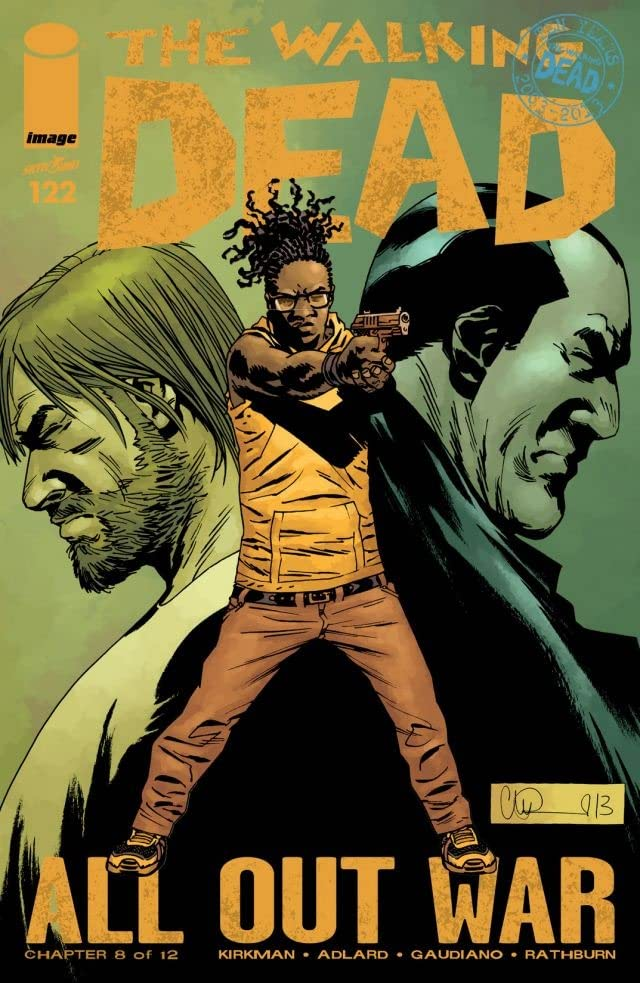 The Walking Dead #122