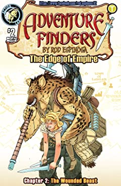 Adventure Finders: The Edge of Empire #2