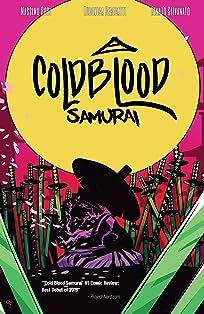 Cold Blood Samurai Vol. 1