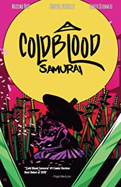 Cold Blood Samurai Tome 1