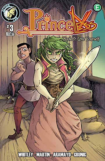 Princeless Book 9: Love Yourself  #3