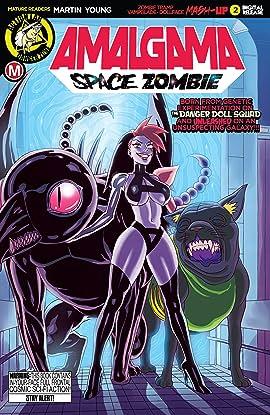 Amalgama: Space Zombie #2