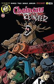 Chainsaw Reindeer No.1