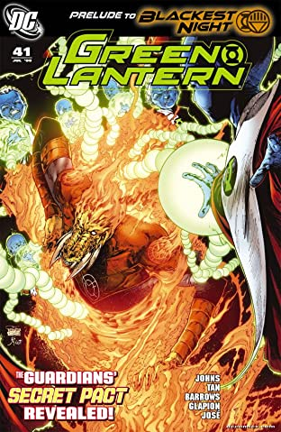 Green Lantern (2005-2011) #41
