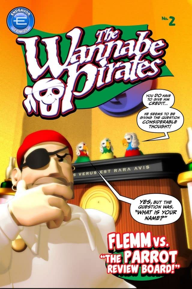 The Wannabe Pirates #2