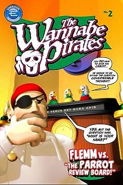 The Wannabe Pirates #2