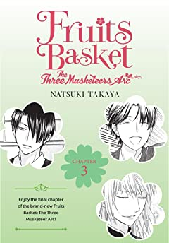 Fruits Basket: The Three Musketeers Arc No.3