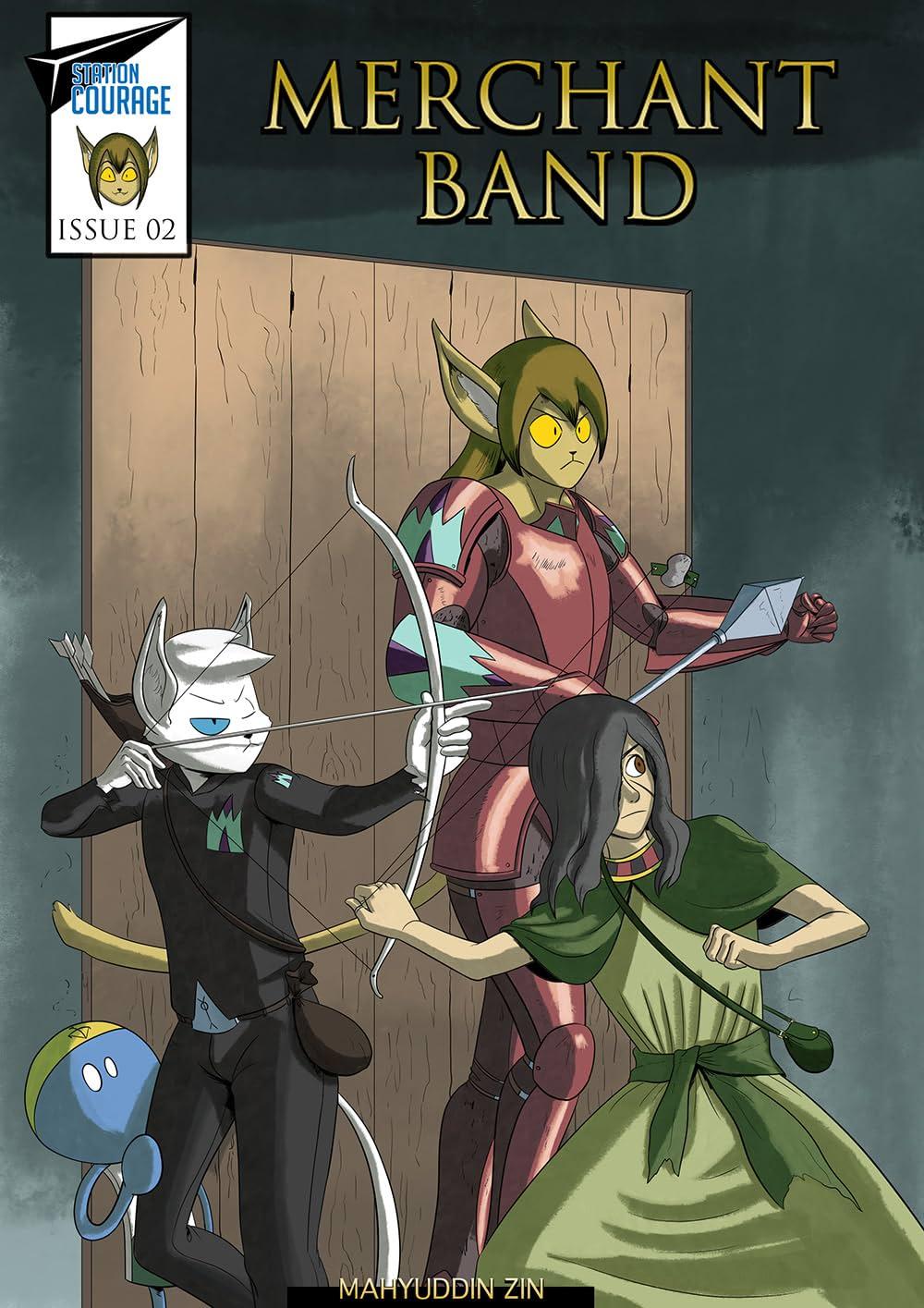 Merchant Band #2