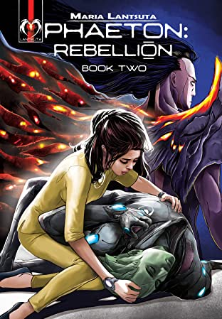 Phaeton: Rebellion Tome 2