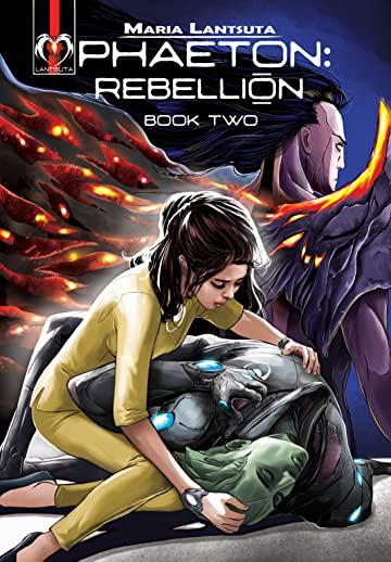 Phaeton: Rebellion Vol. 2