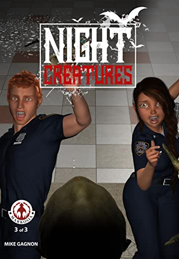 Night Creatures No.3